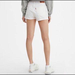 Levi's Shorts - Levi's Cuffed Shorts